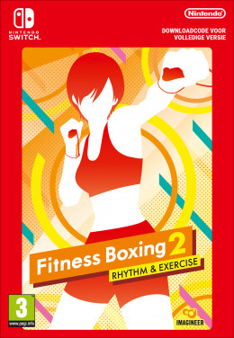 Fitness Boxing 2 (Switch)