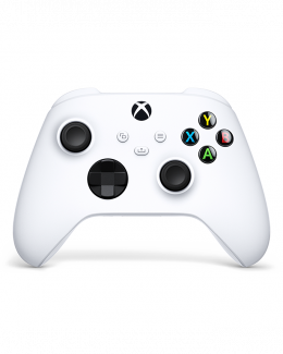 Xbox Controller Wit (Series X, S en One)