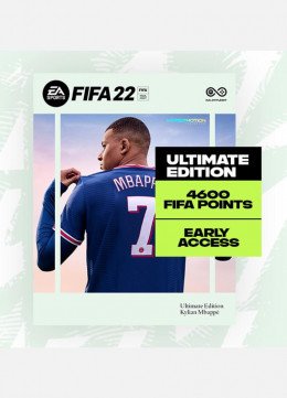 Fifa 22 (Ultimate Edition) (PS4)